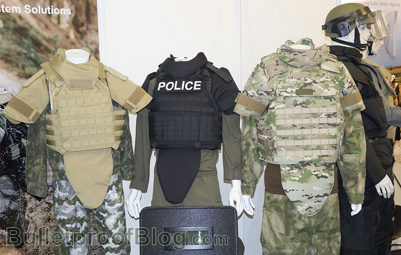 Advantages of Body Armor Made In Israel