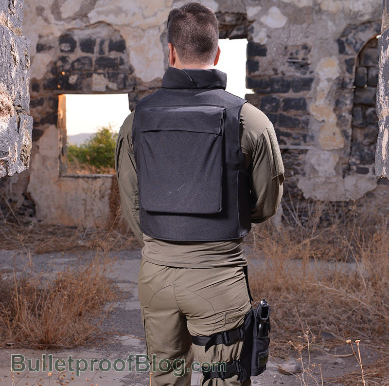Bulletproof Vest Level III Body Armor