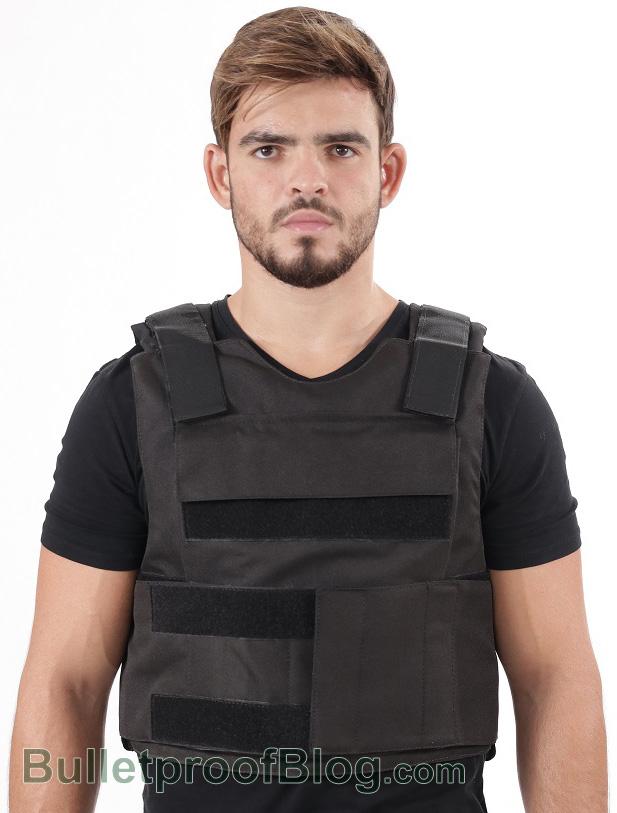 Bulletproof Vest Type IIIA 3A