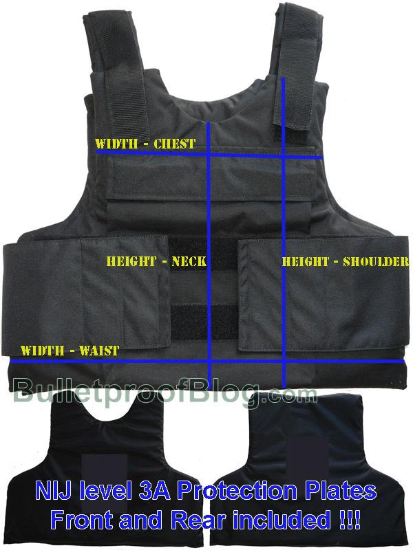 Some Information about Bulletproof Vests